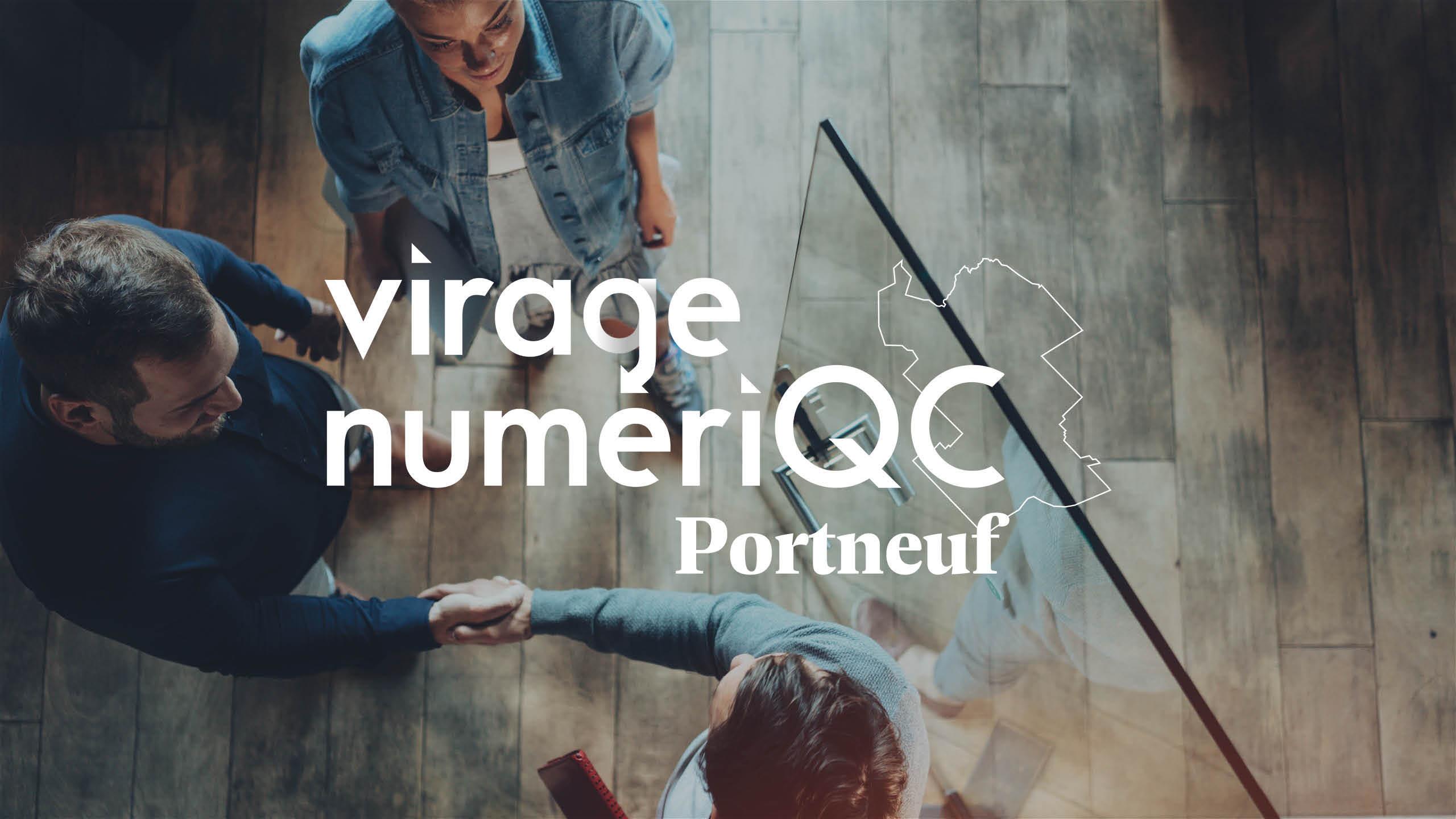 Lancement-Virage numériQC Portneuf
